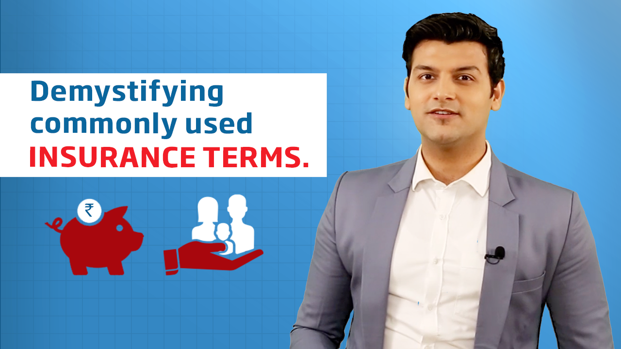 We'll help you wrap your head around common terms and conditions